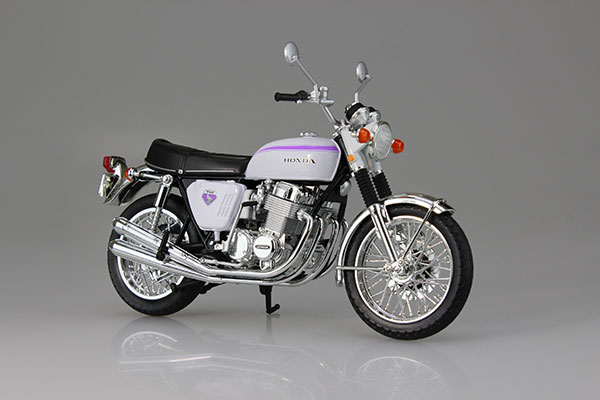 1/12 Complete Motorcycle Model Honda CB750FOUR(K0) Nagoya Color(Pre-order)1/12 完成品バイク Honda CB750FOUR(K0)名古屋カラーAccessory