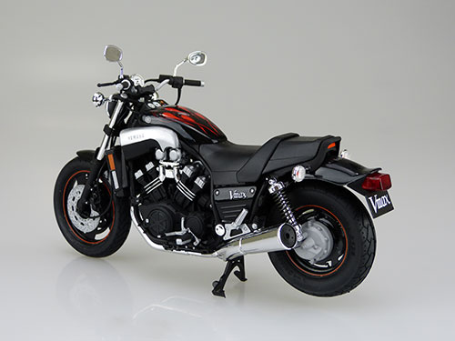 1/12 Bike No.8 Yamaha VMAX '07 Plastic Model(Pre-order)1/12 バイク No.8 ヤマハ VMAX '07 プラモデルAccessory