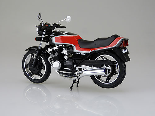 1/12 Bike No.14 Honda CBX400FII Plastic Model(Tentative Pre-order)1/12 バイク No.14 ホンダ CBX400FII プラモデルAccessory