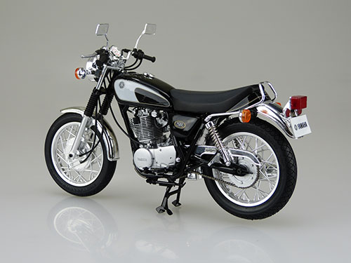 1/12 Bike No.17 Yamaha SR400/500 '96 Plastic Model(Tentative Pre-order)1/12 バイク No.17 ヤマハ SR400/500 '96 プラモデルAccessory