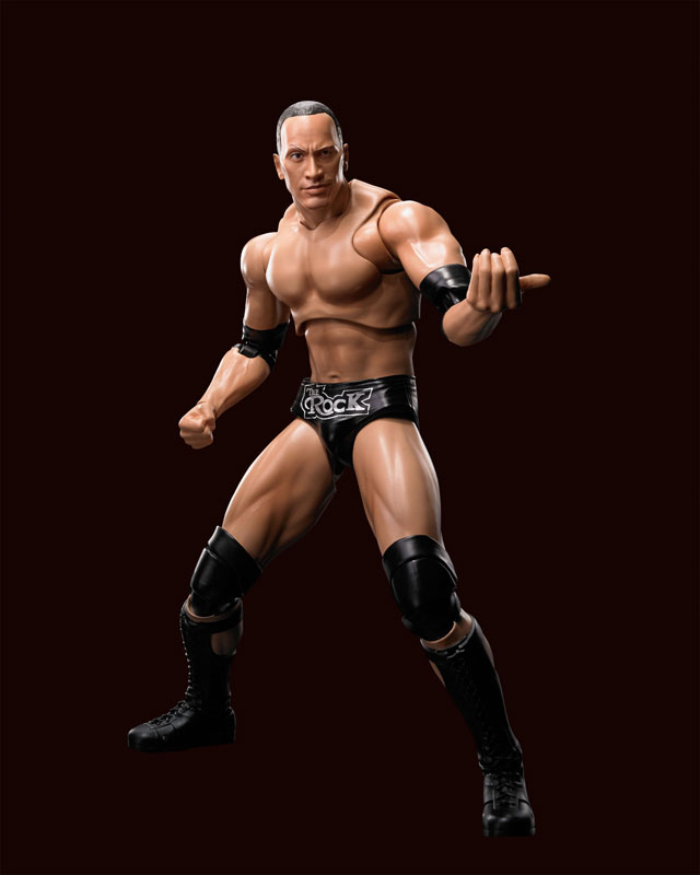S.H. Figuarts - The Rock(Pre-order)S.H.フィギュアーツ The RockScale Figure