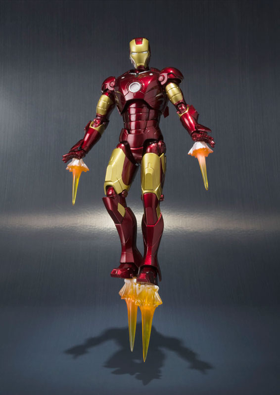 S.H. Figuarts - Iron Man Mark 3(Pre-order)S.H.フィギュアーツ アイアンマン マーク3Scale Figure