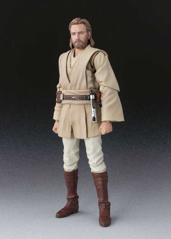 S.H. Figuarts - Obi-Wan Kenobi (ATTACK OF THE CLONES)