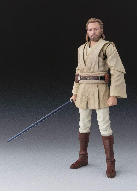 S.H. Figuarts - Obi-Wan Kenobi (ATTACK OF THE CLONES)