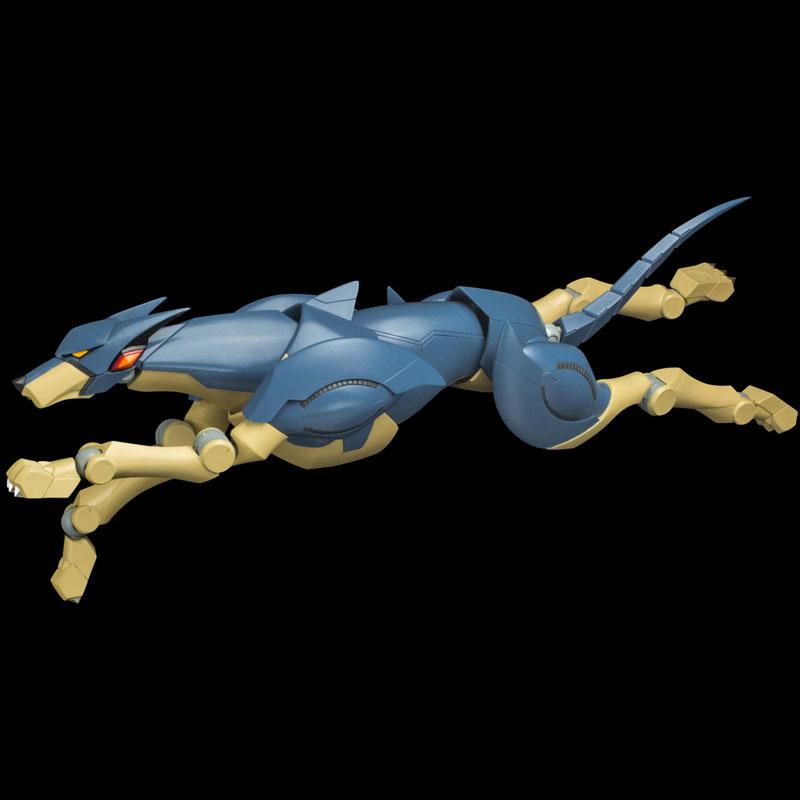 [Bonus] Tatsunoko Heroes Fighting Gear - Casshan Friender Action Figure(Pre-order)【特典】タツノコヒーローズ ファイティングギア 新造人間キャシャーン フレンダー アクションフィギュアScale Figure
