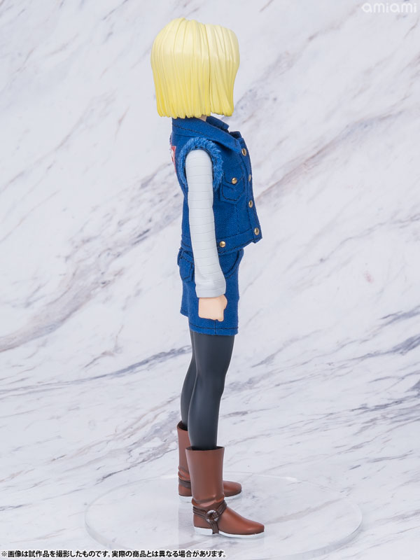 [Bonus] Dimension of DRAGONBALL - Android #18 Complete Figure(Pre-order)【特典】Dimension of DRAGONBALL 人造人間18号 完成品フィギュアScale Figure