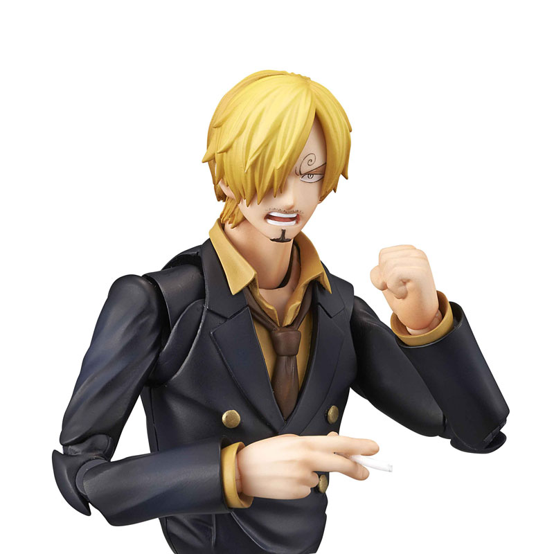 Variable Action Heroes - ONE PIECE: Sanji Action Figure(Pre-order)ヴァリアブルアクションヒーローズ ワンピース サンジ アクションフィギュアScale Figure