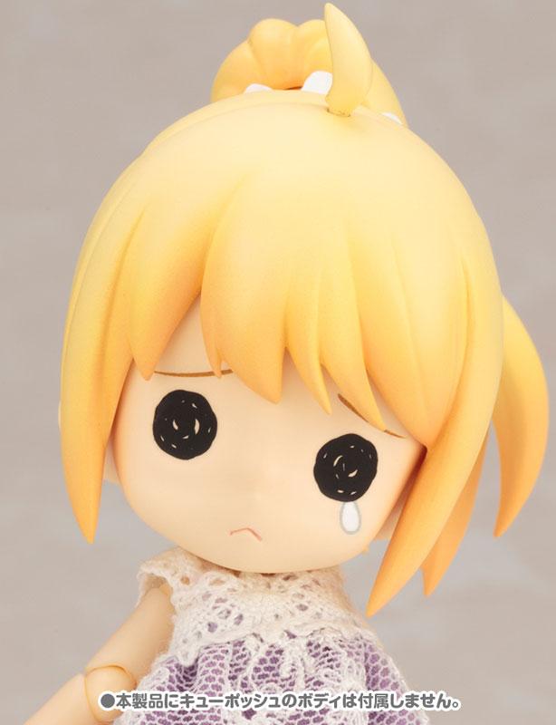 Cu-poche Extra - Cherie Kimagure Ponytail Set(Pre-order)キューポッシュえくすとら シェリーのきまぐれポニテせっとNendoroid