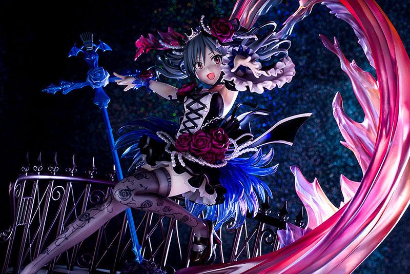 THE IDOLM@STER Cinderella Girls - Ranko Kanzaki Anniversary Princess Ver. -Mad Banquet- 1/8(Pre-order)アイドルマスター シンデレラガールズ 神崎蘭子 アニバーサリープリンセスVer. ~祝宴の狂乱~ 1/8Scale Figure