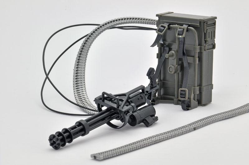 リトルアーモリー LA022 1/12 M134ミニガンタイプ プラモデル