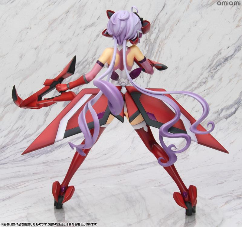 Senki Zessho Symphogear GX - Chris Yukine Ichii-Bal Ver. 1/8 Complete Figure(Pre-order)戦姫絶唱シンフォギアGX 雪音クリス イチイバルVer. 1/8 完成品フィギュアScale Figure