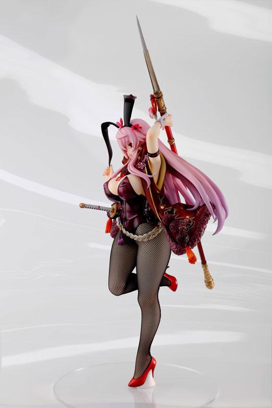 Sengoku Bushouki MURAMASA - Takatora Todo 1/8 Complete Figure(Pre-order)戦国武将姫-MURAMASA- 藤堂高虎 1/8 完成品フィギュアScale Figure