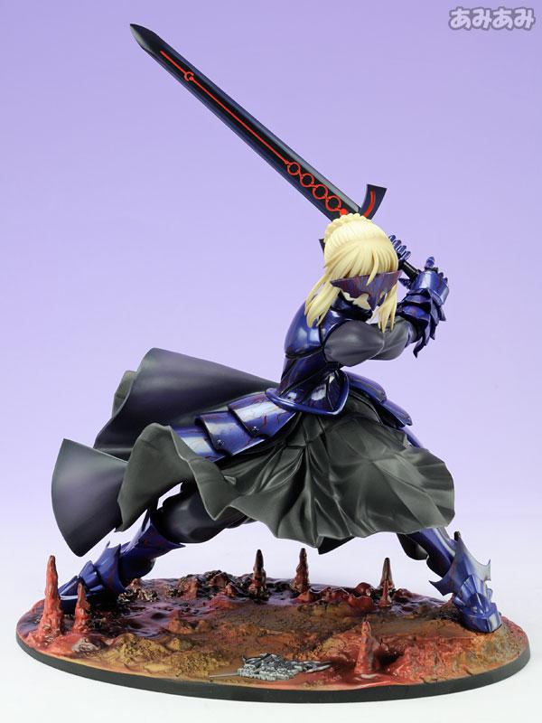 Fate/stay night セイバーオルタ ~卑王鉄槌(ヴォーディガーン)~ 1/7 完成品フィギュア(再販)[グッドスマイルカンパニー]《04月予約》