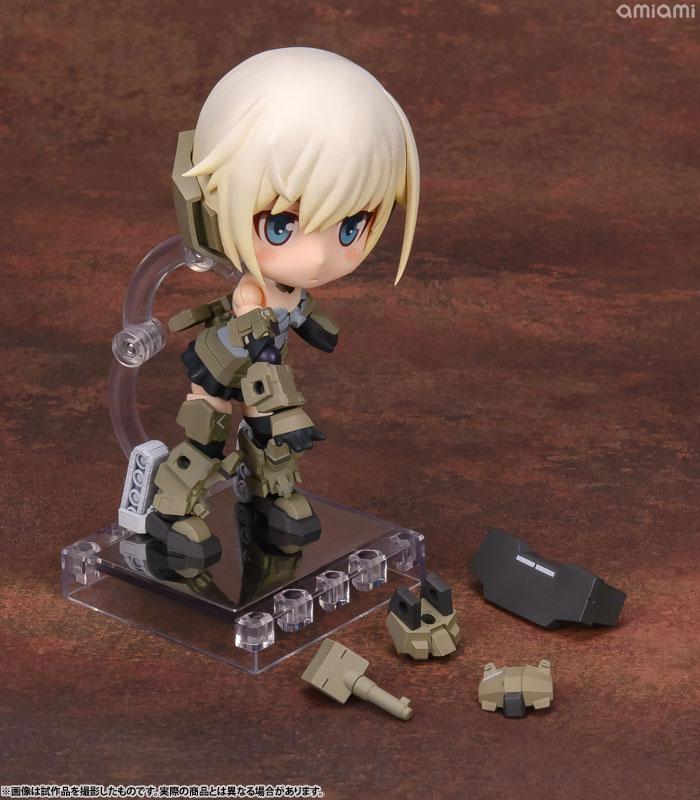 Cu-poche - Frame Arms Girl: FA Girl Gourai Posable Figure(Pre-order)キューポッシュ フレームアームズ・ガール FAガール 轟雷 可動フィギュアNendoroid