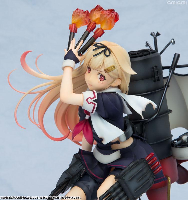 [Bonus] Kantai Collection -Kan Colle- Yudachi Kai Ni 1/8 Complete Figure(Pre-order)【特典】艦隊これくしょん -艦これ- 夕立改二 1/8 完成品フィギュアScale Figure