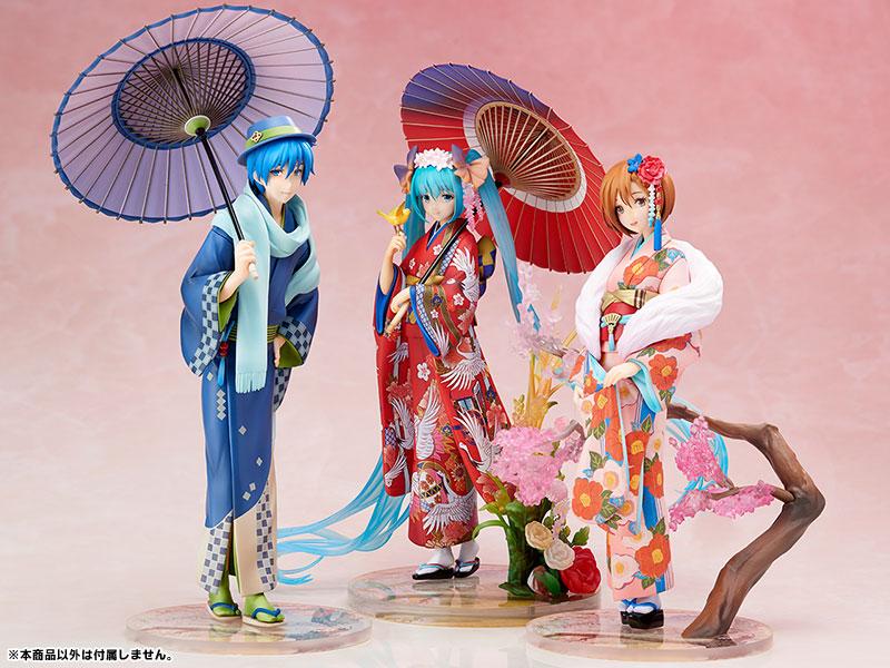 KAITO -Hanairogoromo- 1/8 Complete Figure(Pre-order)KAITO ~花色衣~ 1/8 完成品フィギュアScale Figure