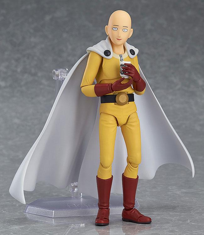 figma - One-Punch Man: Saitama(Pre-order)figma ワンパンマン サイタマFigma