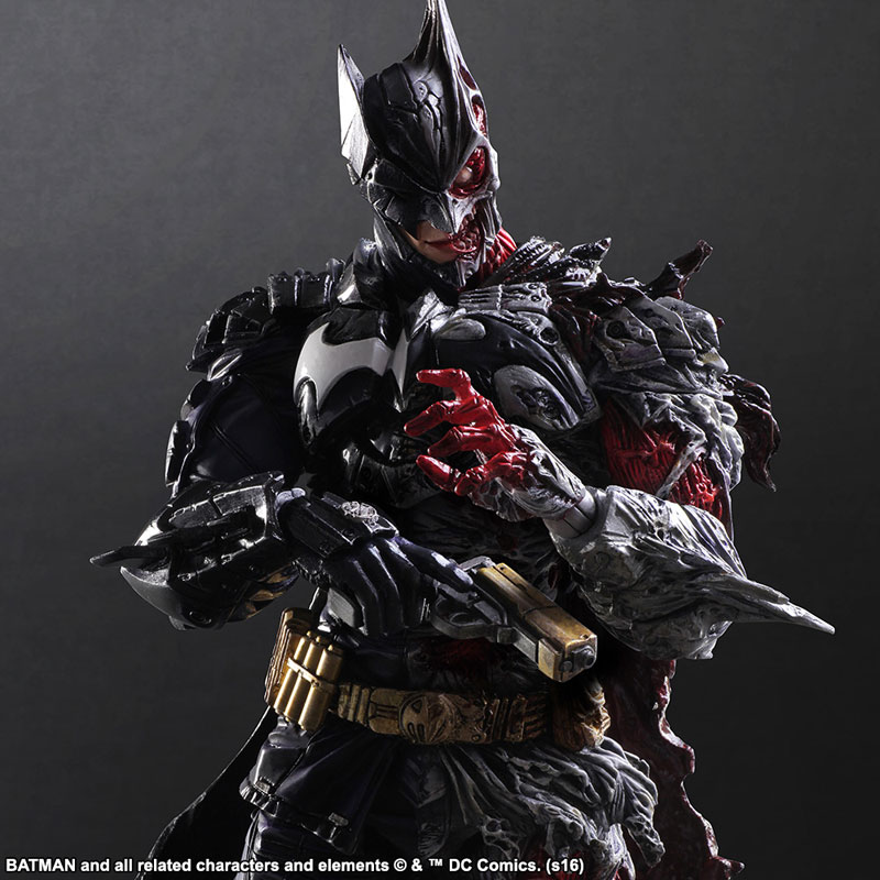 Variant Play Arts Kai - DC Comics Rogues Series Two-Face(Pre-order)ヴァリアント プレイアーツ改 DCコミックス ローギュシリーズ・トゥーフェイスScale Figure
