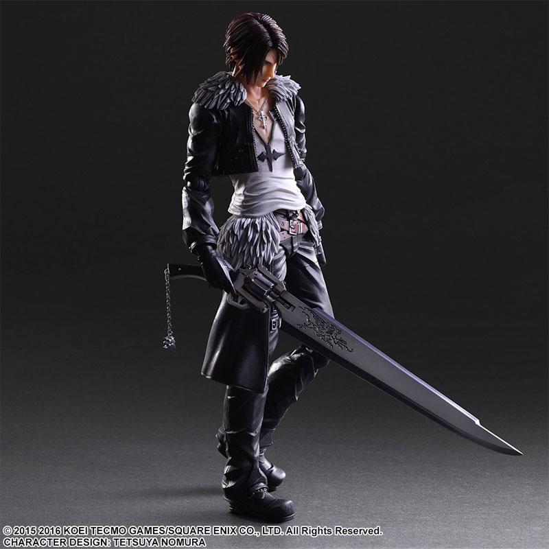 Play Arts Kai - Dissidia Final Fantasy: Squall Leonhart(Pre-order)プレイアーツ改 DISSIDIA FINAL FANTASY スコール・レオンハートScale Figure