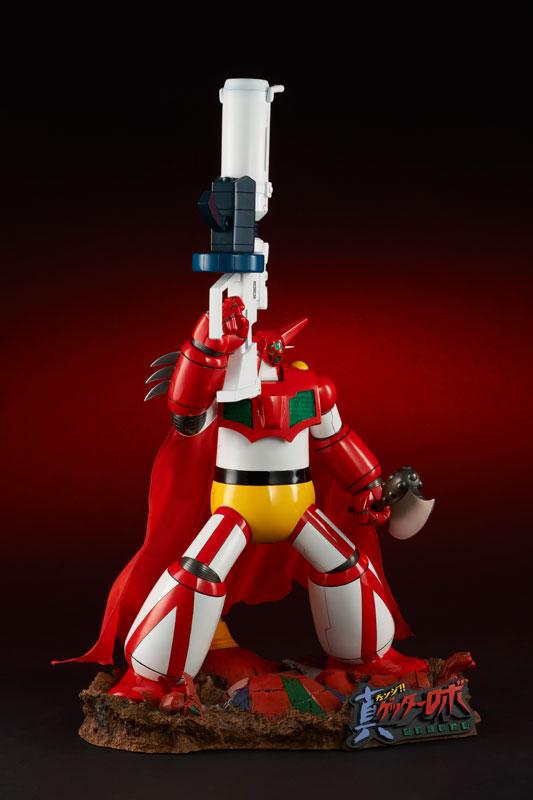 ギガンティックシリーズ+ 真(チェンジ!!)ゲッターロボ 世界最後の日 ゲッター1 完成品フィギュア