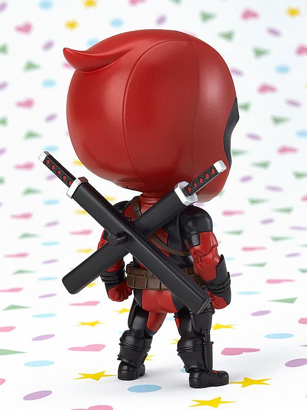 Nendoroid - Deadpool Orechan Edition(Pre-order)ねんどろいど デッドプール 俺ちゃん・エディションNendoroid