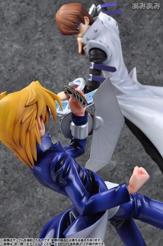 ARTFX J - Yu-Gi-Oh! Duel Monsters: Joey Wheeler 1/7 Complete Figure(Pre-order)ARTFX J 遊&#x2606戯&#x2606王デュエルモンスターズ 城之内克也 1/7 完成品フィギュアScale Figure