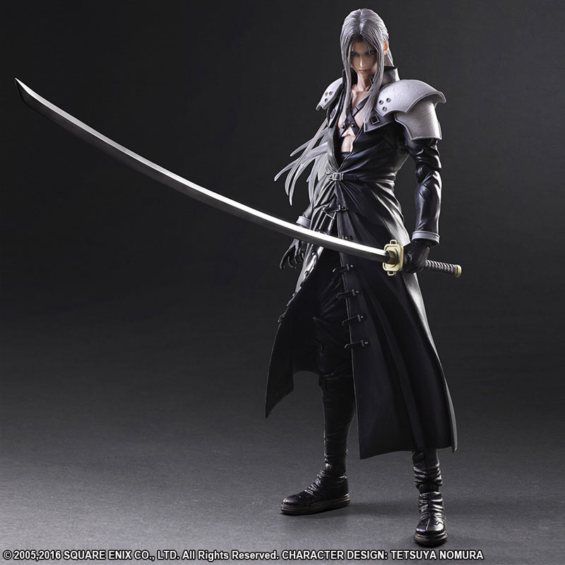 Play Arts Kai - FINAL FANTASY VII ADVENT CHILDREN: Sephiroth(Pre-order)プレイアーツ改 FINAL FANTASY VII ADVENT CHILDREN セフィロスScale Figure