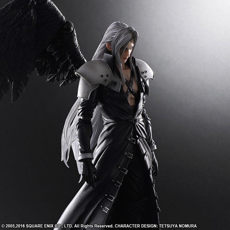 Play Arts Kai - FINAL FANTASY VII ADVENT CHILDREN: Sephiroth(Pre-order)プレイアーツ改 FINAL FANTASY VII ADVENT CHILDREN セフィロスScale Figure