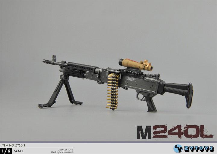 M240l Machine Gun AmiAmi [Character &amp...