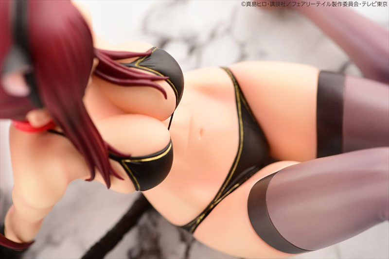 FAIRY TAIL - Erza Scarlet Black Cat Gravure_Style 1/6 Complete Figure(Pre-order)FAIRY TAIL エルザ・スカーレット・黒猫Gravure_Style 1/6 完成品フィギュアScale Figure