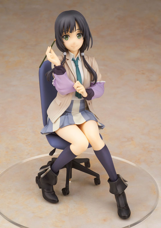 SHIROBAKO - Ema Yasuhara 1/8 Complete Figure(Pre-order)SHIROBAKO 安原絵麻 1/8 完成品フィギュアScale Figure