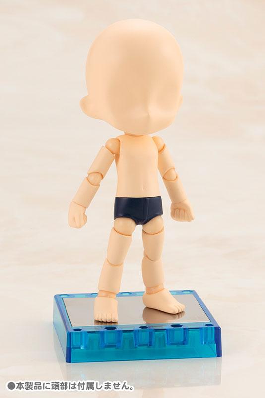 Cu-poche Extra - School Swimsuit Body for Boys Posable Figure(Pre-order)キューポッシュえくすとら スクール水着ボディ 男の子 可動フィギュアNendoroid