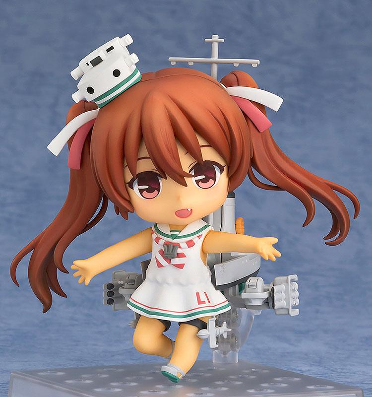 Nendoroid - Kantai Collection -Kan Colle- Libeccio(Pre-order)ねんどろいど 艦隊これくしょん -艦これ- Libeccio(リベッチオ)Nendoroid