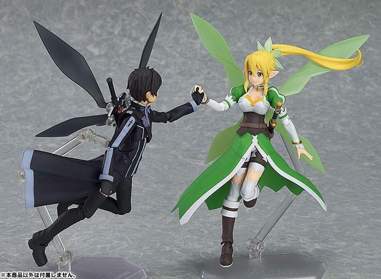 figma - Sword Art Online II: Leafa(Pre-order)figma ソードアート・オンラインII リーファFigma