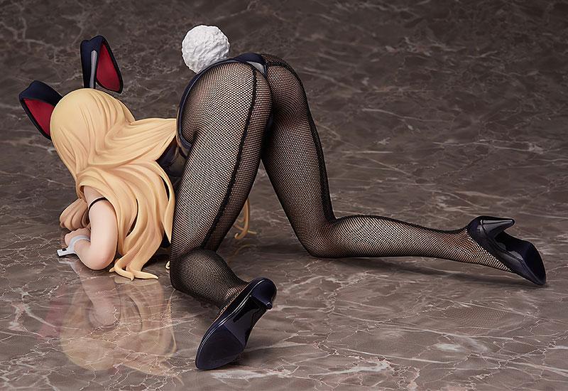 B-Style シュヴァルツェスマーケン アイリスディーナ・ベルンハルト バニーVer. 1/4 完成品フィギュア[フリーイング]