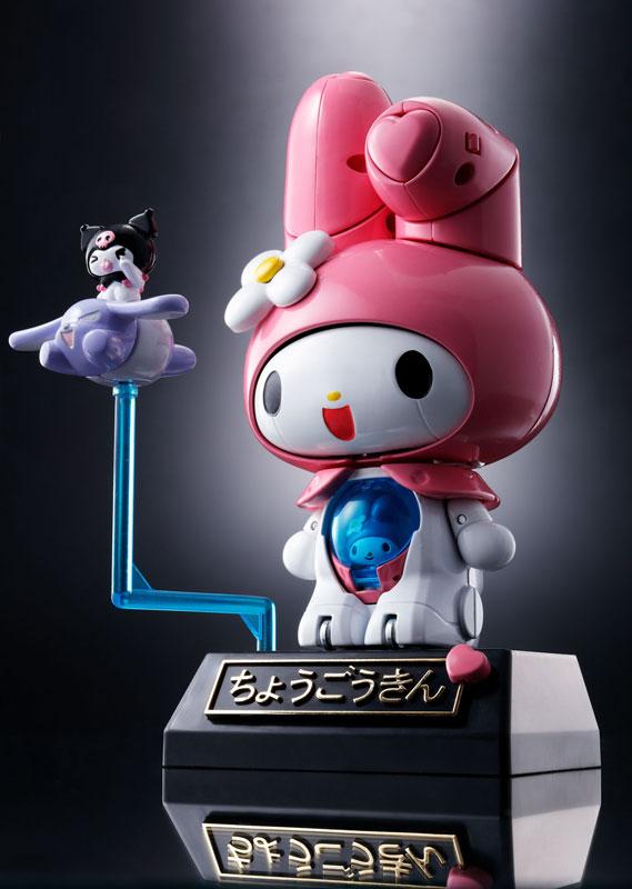Chogokin - Onegai My Melody(Pre-order)超合金 おねがいマイメロディScale Figure
