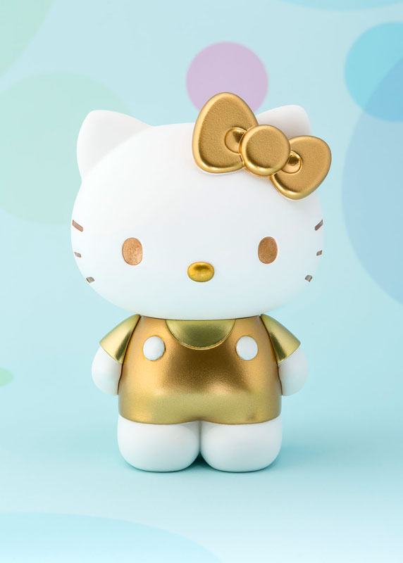 Figuarts ZERO - Hello Kitty (Gold)(Pre-order)フィギュアーツZERO ハローキティ(ごーるど)Scale Figure