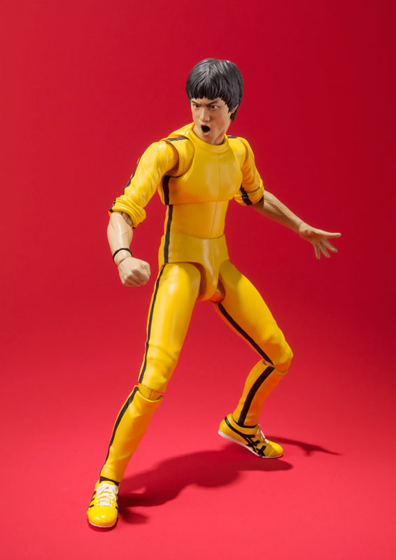 S.H. Figuarts - Bruce Lee (Yellow Track Suit)(Pre-order)S.H.フィギュアーツ ブルース・リー(Yellow Track Suit)Scale Figure