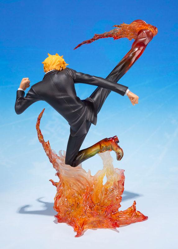 Figuarts ZERO - Sanji -Diable Jambe Premier Hache-