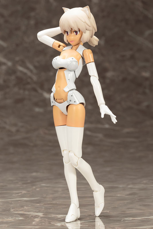 Megami Device - WISM Soldier Snipe/Grapple Plastic Model(Pre-order)メガミデバイス WISM・ソルジャー スナイプ/グラップル プラモデルScale Figure