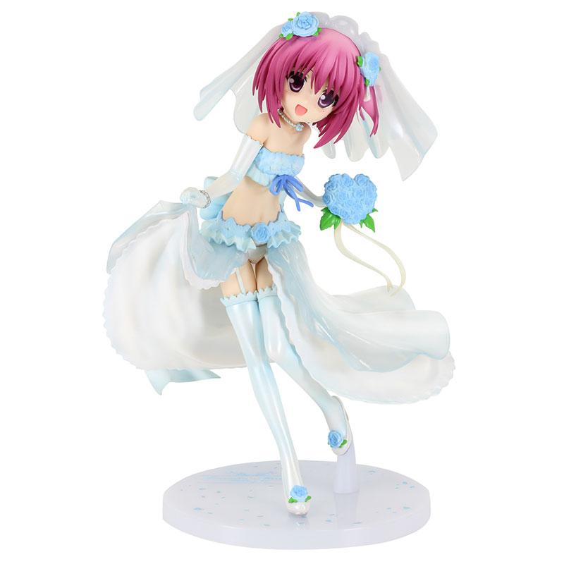 RO-KYU-BU! SS - Tomoka Minato -Blue Wedding Ver.- 1/7 Complete Figure(Pre-order)ロウきゅーぶ!SS 湊智花 ~ブルーウェディングVer.~ 1/7 完成品フィギュアScale Figure