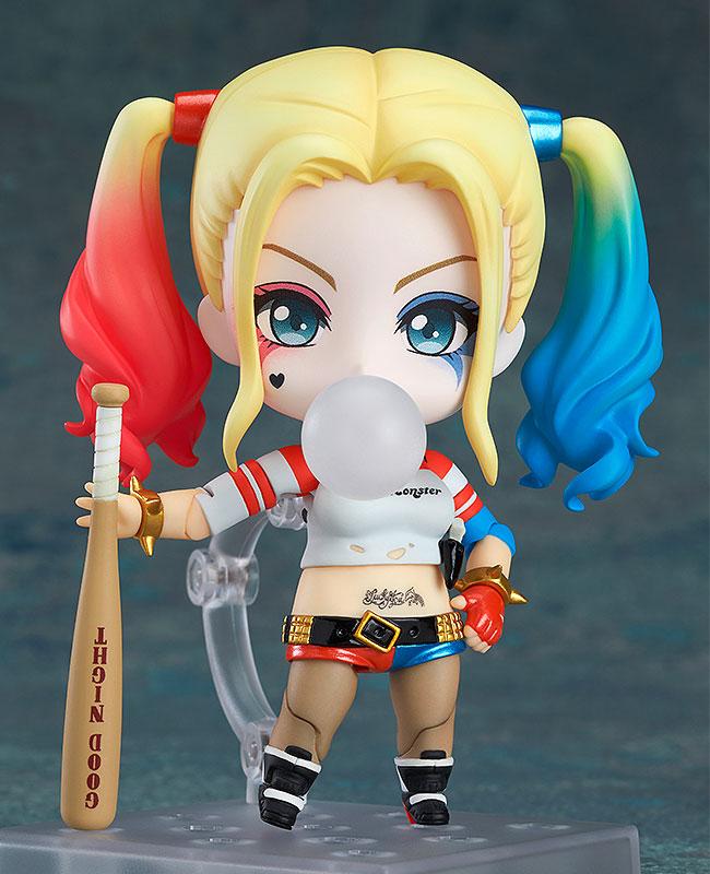 Nendoroid - Suicide Squad: Harley Quinn Suicide Edition(Pre-order)ねんどろいど スーサイド・スクワッド ハーレイ・クイン スーサイド・エディションNendoroid