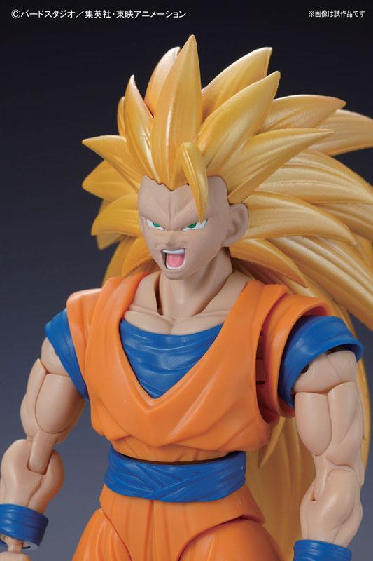 Figure-rise Standard - Dragon Ball Z: Super Saiyan 3 Son Goku(Pre-order)フィギュアライズ スタンダード ドラゴンボールZ 超サイヤ人3 孫悟空Scale Figure