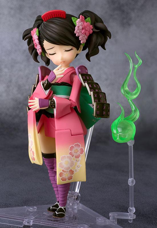 Oboro Muramasa - Parfom: Momohime Complete Figure(Pre-order)朧村正 パルフォム 百姫 完成品フィギュアScale Figure