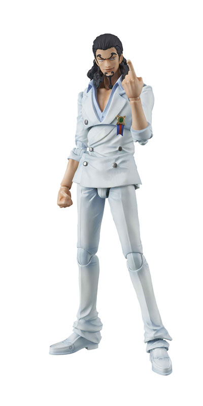 Variable Action Heroes - ONE PIECE: Rob Lucci Action Figure(Pre-order)ヴァリアブルアクションヒーローズ ワンピース ロブ・ルッチ アクションフィギュアScale Figure