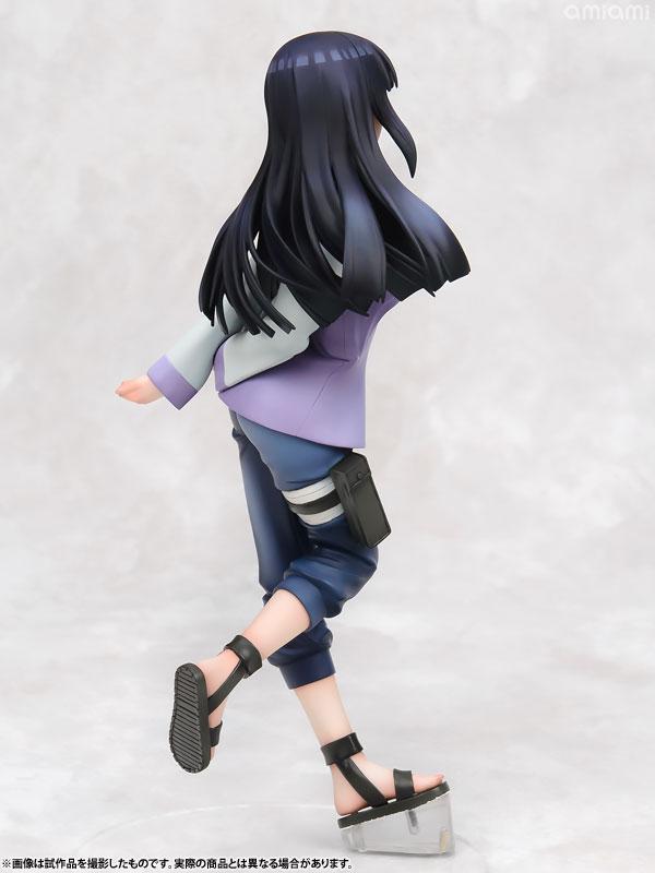 NARUTO Gals - NARUTO Shippuden: Hinata Hyuga Complete Figure(Pre-order)NARUTOギャルズ NARUTO‐ナルト‐ 疾風伝 日向ヒナタ 完成品フィギュアScale Figure