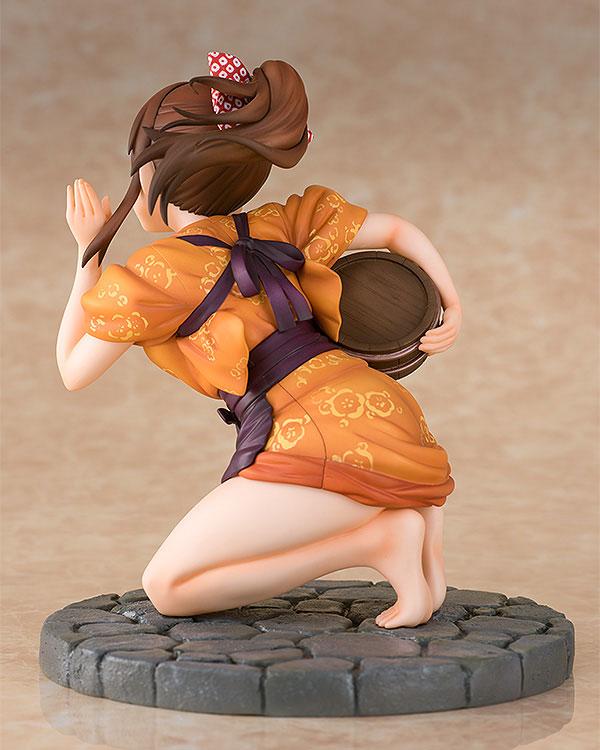 THE IDOLM@STER Million Live! - Minako Satake Poka Poka Service Ver. 1/8 Complete Figure(Pre-order)アイドルマスター ミリオンライブ! 佐竹美奈子 ぽかぽかサービスVer. 1/8 完成品フィギュアScale Figure
