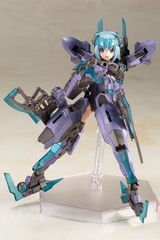Frame Arms Girl - Hresvelgr Plastic Model(Pre-order)フレームアームズ・ガール フレズヴェルク プラモデルScale Figure