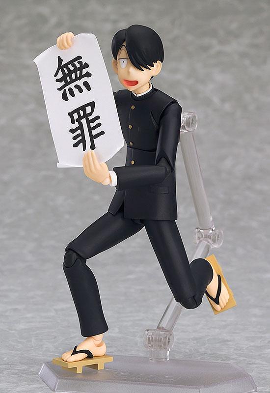 figma - Kyukyoku Chojin R: R. Ichiro Tanaka(Pre-order)figma 究極超人あ~る R・田中一郎Figma