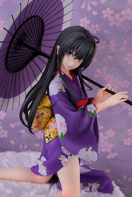My Teen Romantic Comedy SNAFU 2 - Yukino Yukinoshita Kimono Ver. 1/6 Complete Figure(Pre-order)やはり俺の青春ラブコメはまちがっている。続 雪ノ下雪乃 着物Ver. 1/6 完成品フィギュアScale Figure